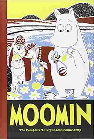 Buy Moomin: The Complete Lars Jansson Comic Strip by Lars Jansson online in india - Bookchor | 9781770460423