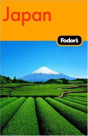 Buy Fodors Japan by Fodors online in india - Bookchor   9781400013647