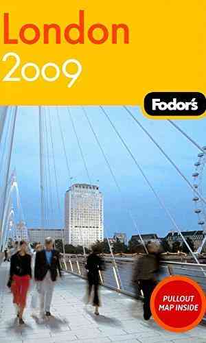 Buy Fodors London: 2009 by Fodors online in india - Bookchor | 9781400019441