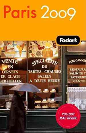 Buy Fodors Paris: 2009 by Fodors online in india - Bookchor | 9781400019489
