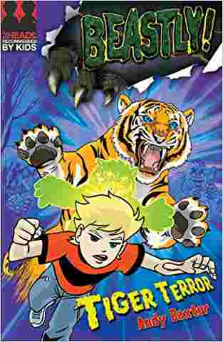 Buy Beastly! Tiger Terror by Andy Baxter online in india - Bookchor   9781405239356