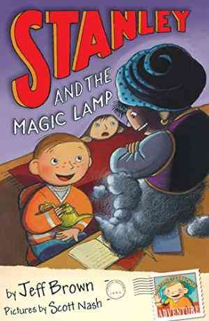 Buy Stanley and the Magic Lamp by Jeff Brown online in india - Bookchor | 9781405204187