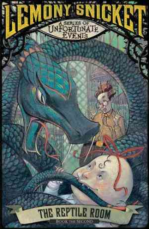 Buy Reptile Room by Lemony Snicket online in india - Bookchor   9781405249546