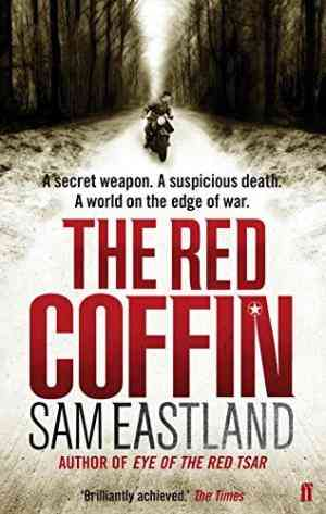 Buy Red Coffin by Sam Eastland online in india - Bookchor | 9780571245321