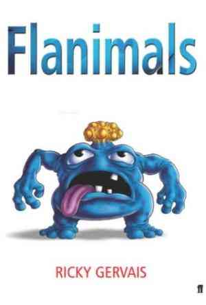 Buy Flanimals by Ricky Gervais online in india - Bookchor   9780571220779