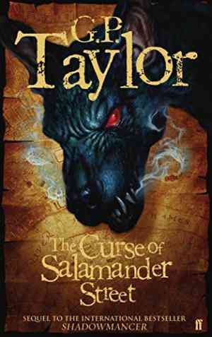 Buy The Curse of Salamander Street by G.P. Taylor online in india - Bookchor | 9780571228737