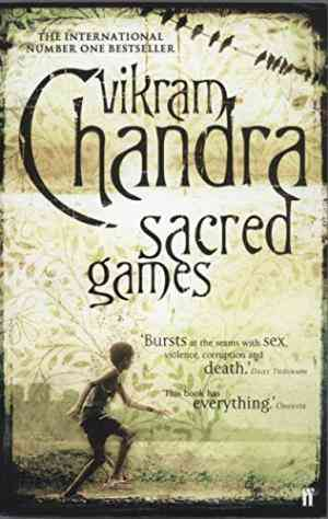 Buy Sacred Games by Vikram Chandra online in india - Bookchor | 9780571231218