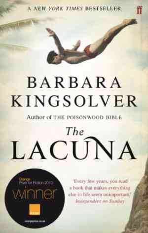 Buy Lacuna by Barbara Kingsolver online in india - Bookchor   9780571252671