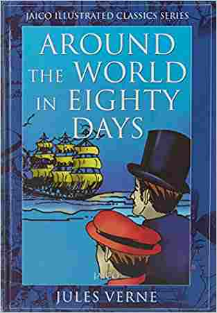 Buy Around The World In Eighty Days by Jules Verne online in india - Bookchor | 9788172248956