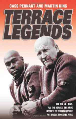 Buy Terrace Legends by Cass Pennant online in india - Bookchor | 9781844540921