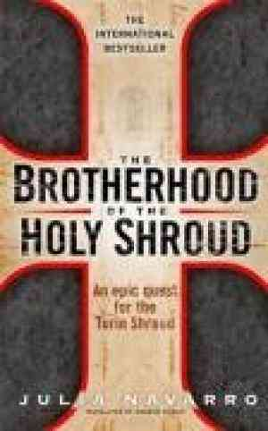 Buy The Brotherhood of the Holy Shroud by Julia Navarro online in india - Bookchor   9780719562471