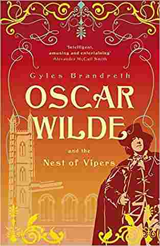 Buy Oscar Wilde and the Nest of Vipers by Gyles Brandreth online in india - Bookchor   9781848542495