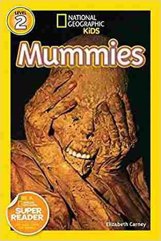 Buy Mummies by Elizabeth Carney online in india - Bookchor   9781426305283