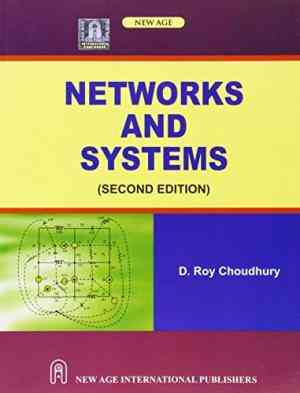 Buy Networks and Systems by Roy D. Choudhury online in india - Bookchor   9788122400021