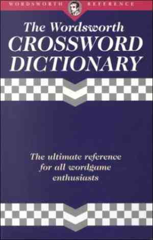Buy Crossword Dictionary by Wordsworth online in india - Bookchor   9781853263149