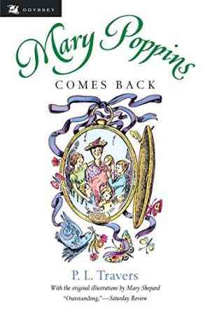 Buy Mary Poppins Comes Back by P. L. Travers online in india - Bookchor   9780152017194