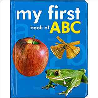 Buy Babys First Book of Alphabets ABC by OM Books online in india - Bookchor   9789380069401