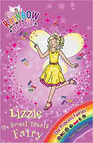 Buy Lizzie the Sweet Treats Fairy by Daisy Meadows online in india - Bookchor   9781408312971