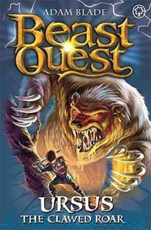 Buy The Warlocks Staff Series 9: Ursus the Clawed Roar by Adam Blade online in india - Bookchor   9781408313169