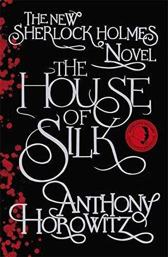 Buy House of Silk by Anthony Horowitz online in india - Bookchor   9781409133827