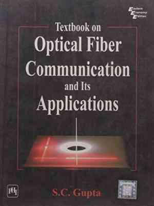 Buy Textbook On Optical Fiber Communication & Its Appl by Gupta S. C. online in india - Bookchor   9788120324992