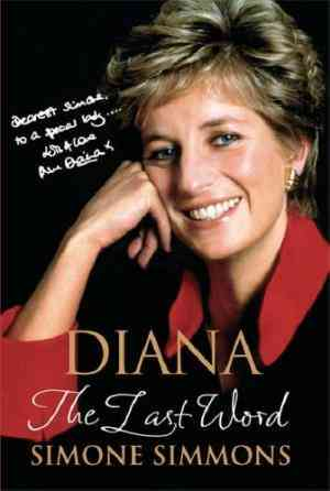 Buy Diana: The Last Word by Simone Simmons online in india - Bookchor | 9780752873398