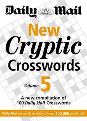 Buy New Cryptic Crosswords by Daily Mail online in india - Bookchor | 9780600618454