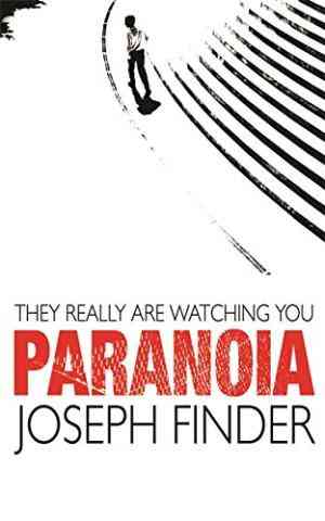 Buy Paranoia  by Joseph Finder online in india - Bookchor   9780752865492
