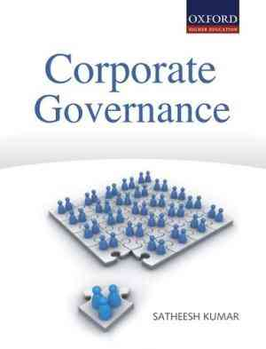 Buy Corporate Governance by T. N. Satheesh Kumar online in india - Bookchor | 9780198062233