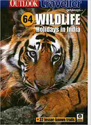 Buy Wildlife Holidays in India by Outlook online in india - Bookchor   9788189449025