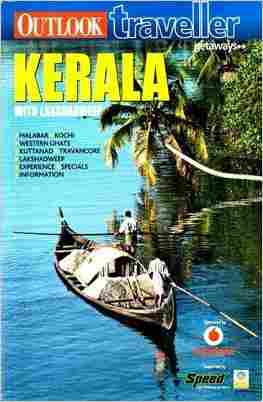 Buy Outlook Traveller Kerala With Lakshadweep by various online in india - Bookchor   9788189449155