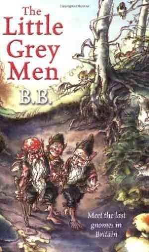 Buy Little Grey Men by B.B. online in india - Bookchor   9780192719461