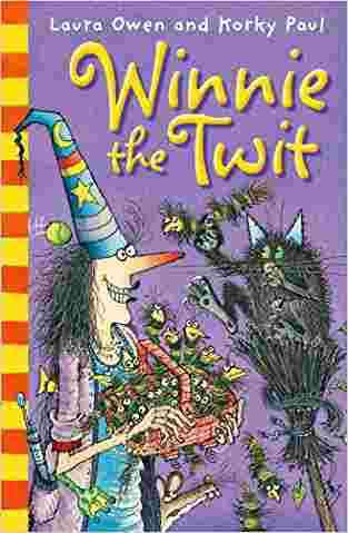 Buy Winnie the Twit by Laura Owen online in india - Bookchor | 9780192725769