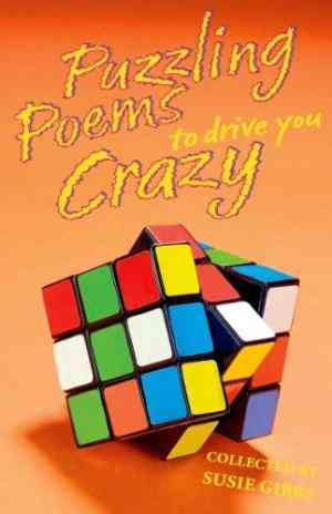 Buy Puzzling Poems to Drive You Crazy by Susie Gibbs online in india - Bookchor | 9780192726087