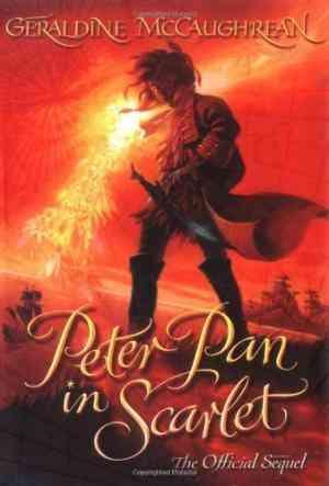 Buy Peter Pan in Scarlet by Geraldine McCaughrean online in india - Bookchor | 9780192726209