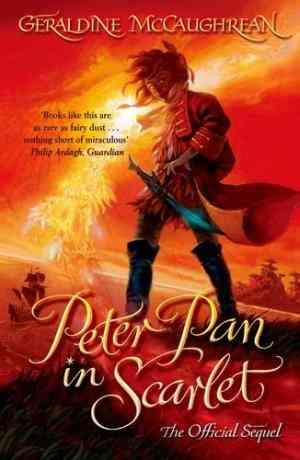 Buy Peter Pan in Scarlet by Geraldine McCaughrean online in india - Bookchor   9780192726216