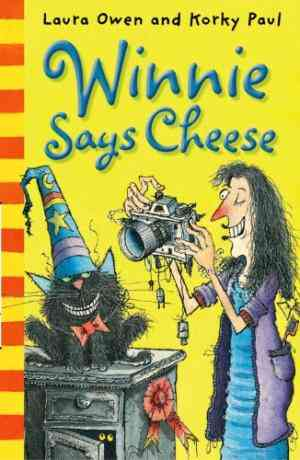 Buy Winnie Says Cheese by Laura Owen online in india - Bookchor | 9780192727510