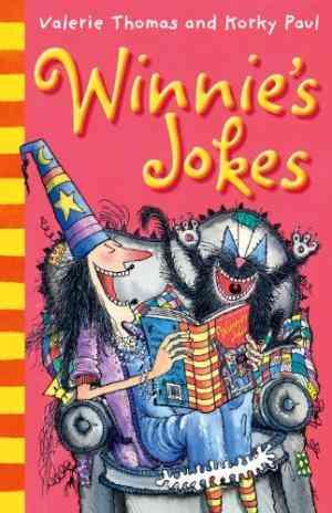 Buy Winnies Jokes. Valerie Thomas and Korky Paul by Valerie Thomas online in india - Bookchor | 9780192729064