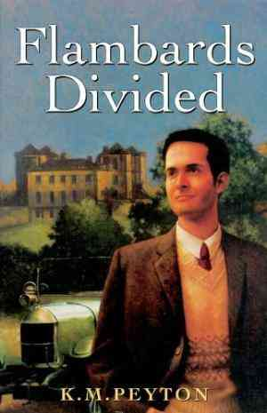 Buy Flambards Divided by K. M. Peyton online in india - Bookchor | 9780192750556