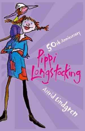 Buy Pippi Longstocking by Astrid Lindgren online in india - Bookchor | 9780192754134