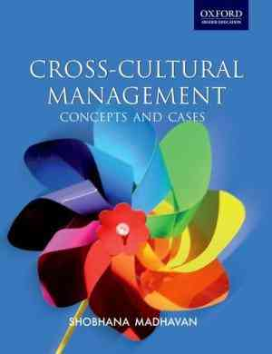 Buy Cross Cultural Management by Shobhana Madhavan online in india - Bookchor | 9780198066293