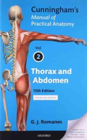Buy Cunninghams Manual of Practical Anatomy: Volume II by G. J. Romanes online in india - Bookchor | 9780199565337