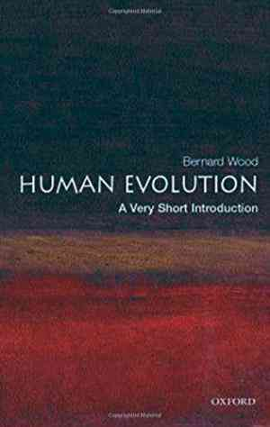 Buy Human Evolution by Wood online in india - Bookchor | 9780192803603