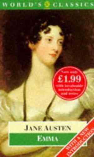Buy Emma by Jane Austen online in india - Bookchor   9780192824325