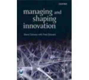 Buy Managing And Shaping Innovation by CONWAY online in india - Bookchor   9780199582471