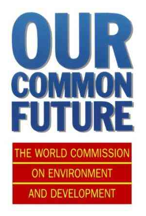 Buy Our Common Future by World Commission on Environment and Development online in india - Bookchor | 9780192820808