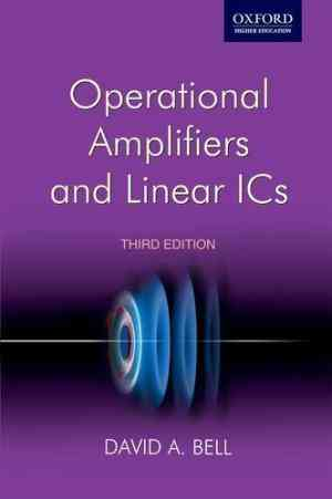 Buy Operational Amplifiers & Linear ICS by David A. Bell online in india - Bookchor   9780195696134