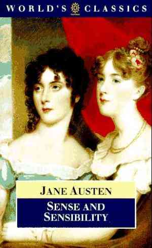 Buy Sense and Sensibility by Jane Austen online in india - Bookchor | 9780192827616