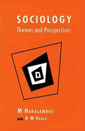 Buy Sociology Themes and Perspectives by Haralambos M online in india - Bookchor | 9780195613797