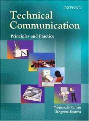 Buy Technical Communication: Principles and Practice by Raman M. online in india - Bookchor   9780195668049